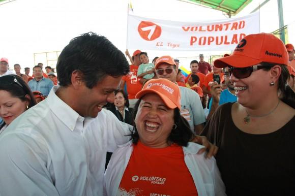 Leopoldo López :: El Mejor Anzoátegui