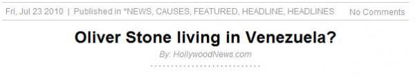 hollywood news