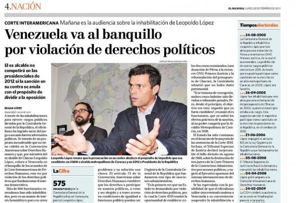 El Nacional 28.02.11 - cropped