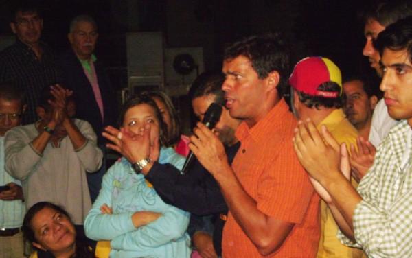 Asamblea en La Vega 16.03.11