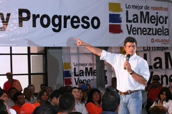Leopoldo López :: El Mejor Monagas
