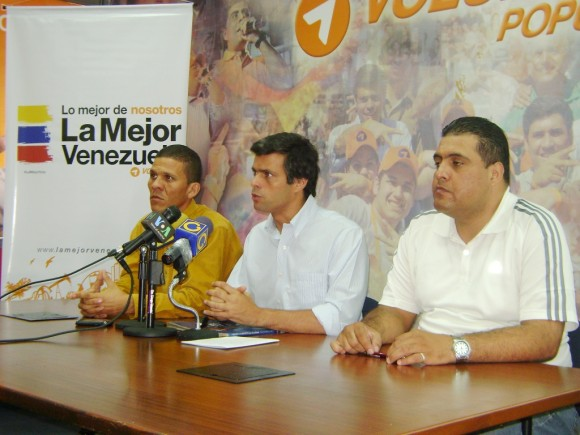 Leopoldo López :: Situación crisis penitenciaria