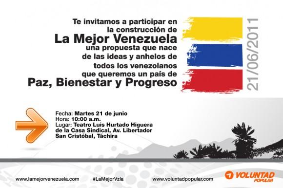 La Mejor Venezuela :: Táchira