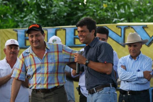 Leopolodo López :: Pleno de Productores y Campesinos Agropecuarios
