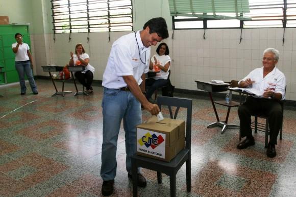 Leopoldo López :: Elecciones Abiertas de Voluntad Popular