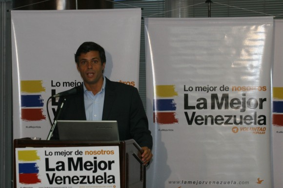 Leopoldo López :: La mejor política petrolera