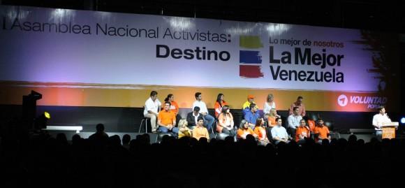I Asamblea Nacional de Activistas :: Voluntad Popular