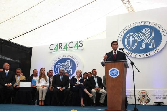 444 Aniversario de Caracas :: Cabildo Metropolitano de Caracas
