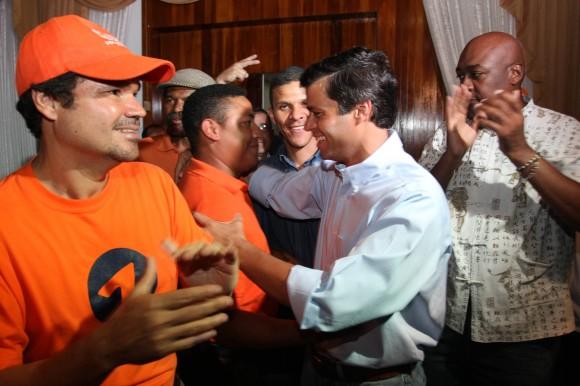 Leopoldo López :: Resultados Elecciones Abiertas