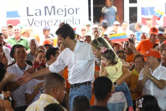 Leopoldo López :: La Mejor Venezuela