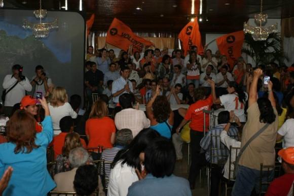 Leopoldo López :: Elecciones Abiertas Voluntad Popular