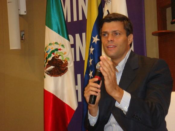 Leopoldo López :: México