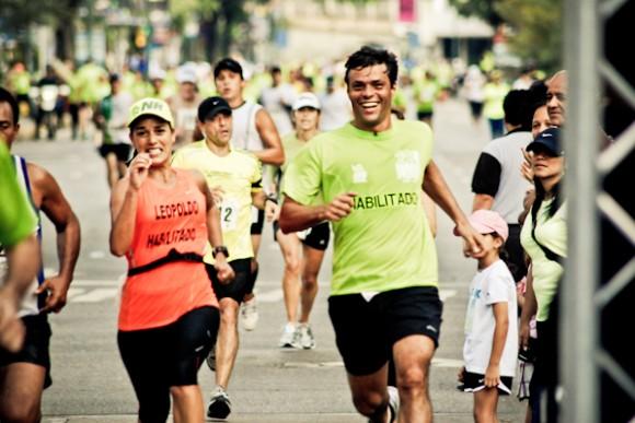 Leopoldo López :: Maratón Fundación Techo