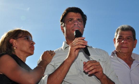 Leopoldo López en sus declaraciones en Falcón